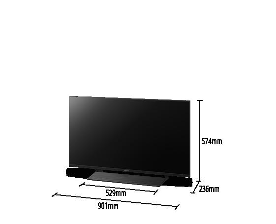 "40"" Ultra HD 4K LED Television- TX-40HX800B"