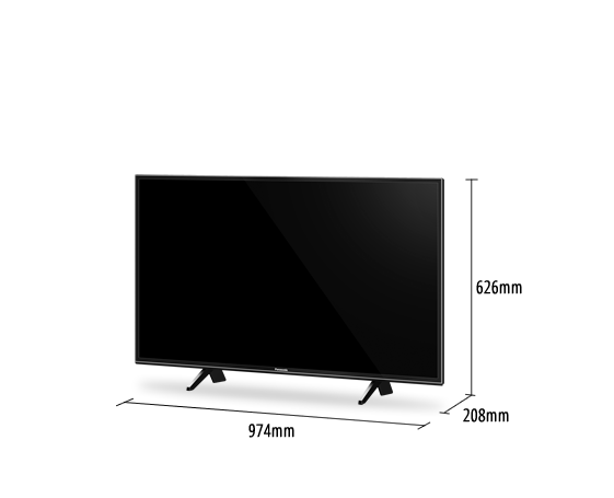 43 Inch 4K HDR TV TX-43FX600B | Panasonic UK & Ireland
