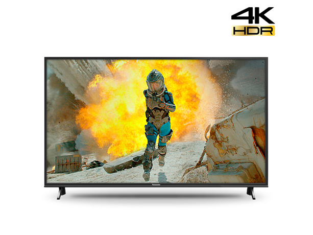"Photo of 49"" Ultra HD 4K HDR LED Television - TX-49FX600B"