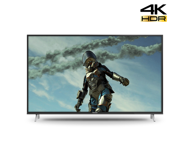 "Photo of 49"" Ultra HD 4K HDR LED Television - TX-49FX650B"