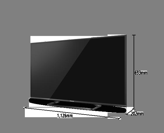 50d25e73b 50 inch 4K UHD TV | Ultra HD TV | Panasonic UK & Ireland