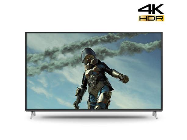 "Photo of 55"" Ultra HD 4K HDR LED Television - TX-55FX650B"