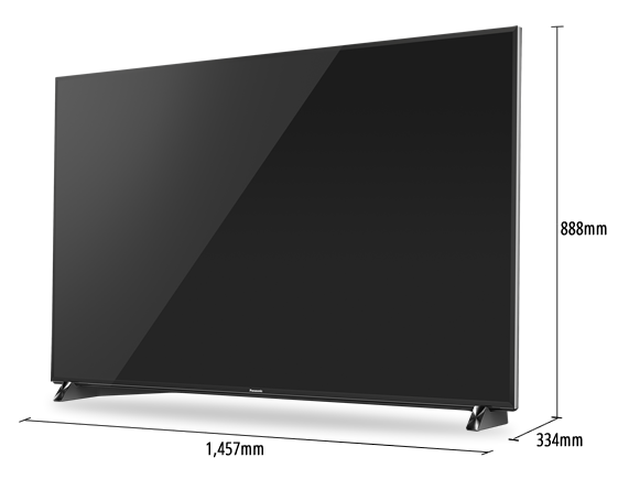LED TV VIERA TX-65DX902B
