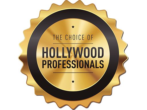 The Choice of Hollywood Professionals