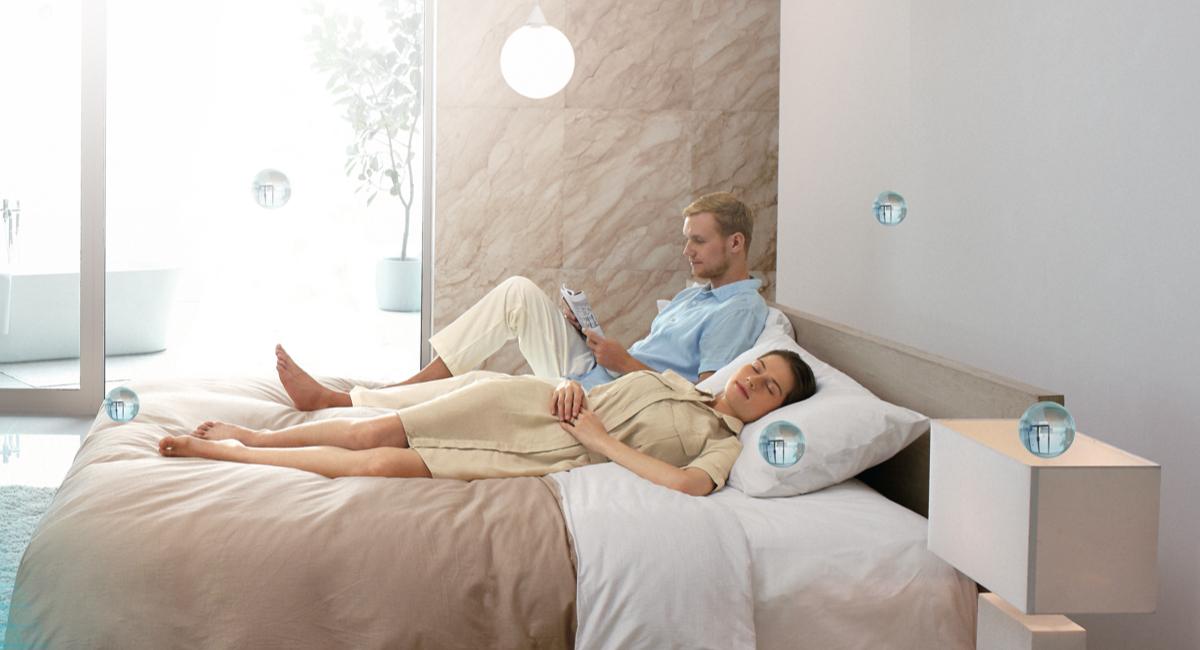 Một cách lành mạnh hơn để tận hưởng không khí mát lạnh thoải mái