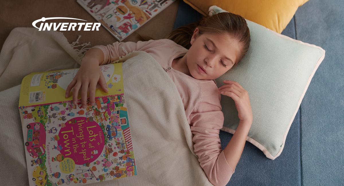 Giấc ngủ thoải mái hơn nhờ nhiệt độ ổn định