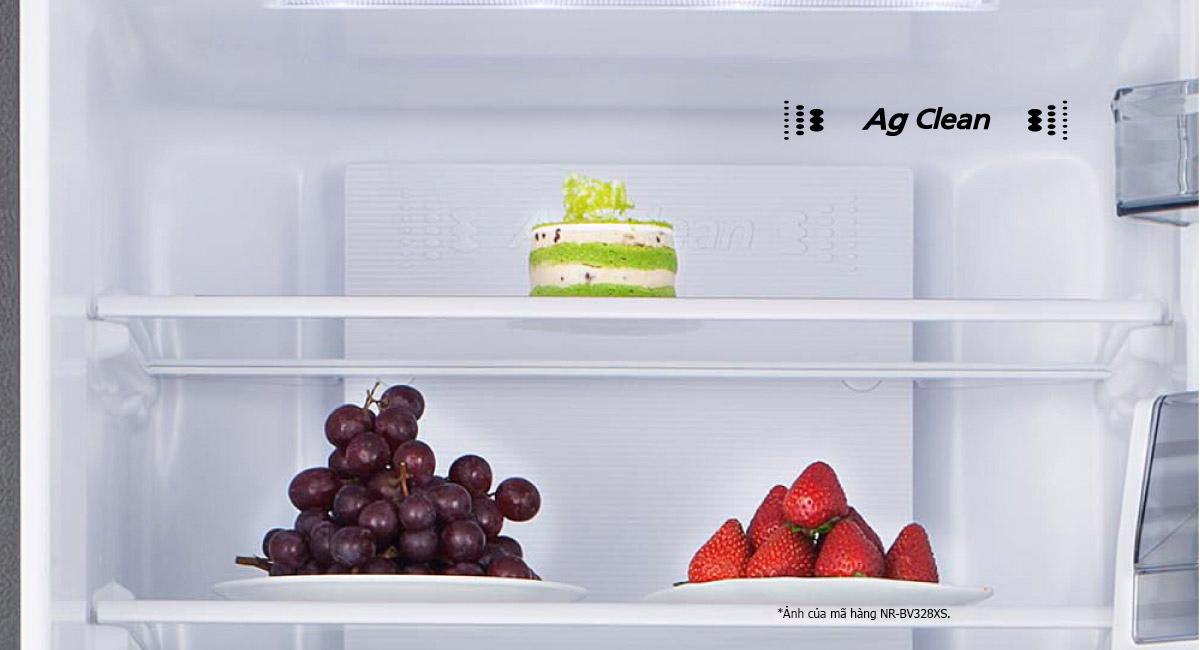 Duy Trì Không Khí Sạch Trong Toàn Bộ Tủ Lạnh