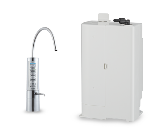 Máy lọc nước ion kiềm loại đặt dưới bồn rửa TK-AB50-ZEX