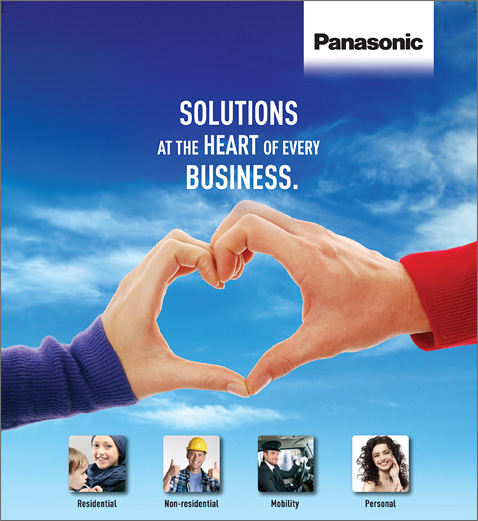 Panasonic's B2B and B2G Solutions Take Centre Stage at GITEX 2013