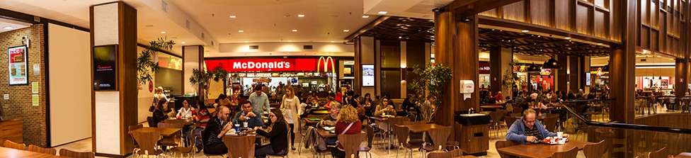 COLINAS SHOPPING UTILIZA DIGITAL SIGNAGE DA PANASONIC