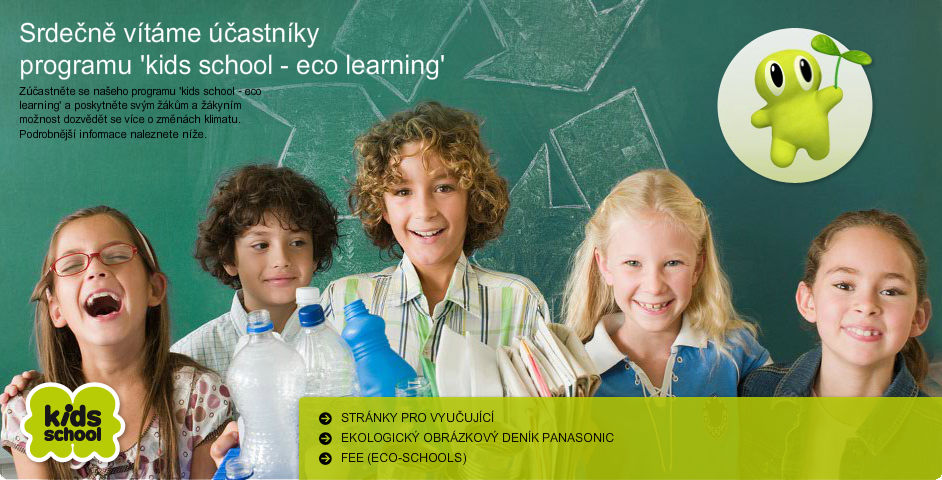 Kids-school-eco-learning