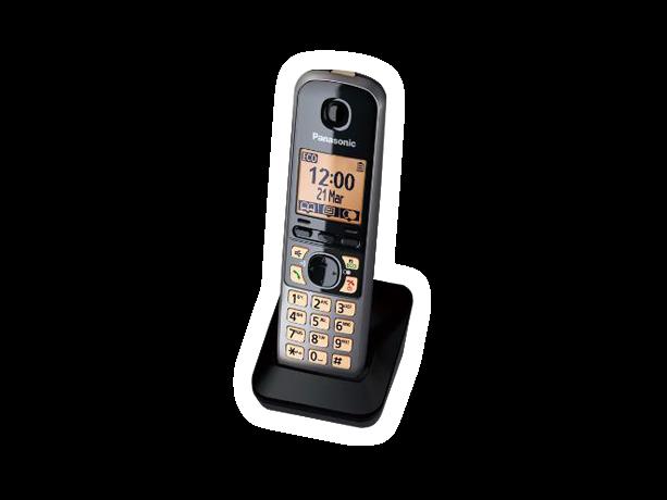 KX-TGA671 Telefon Zubehör - Panasonic Deutschland & Österreich