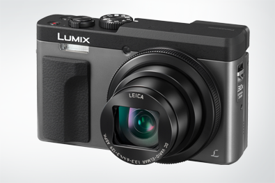 LUMIX TZ91 – High-End Travelzoom mit Flex-LCD