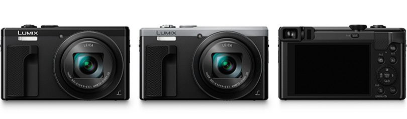 LUMIX DMC-TZ81 – High-End Travelzoom