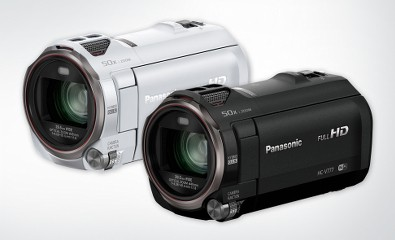 Panasonic Full HD Camcorder HC-V777 mit HDR-Video und Wireless Twin Camera