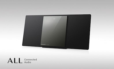 Panasonic ALL Connected Micro HiFi System SC-HC1040