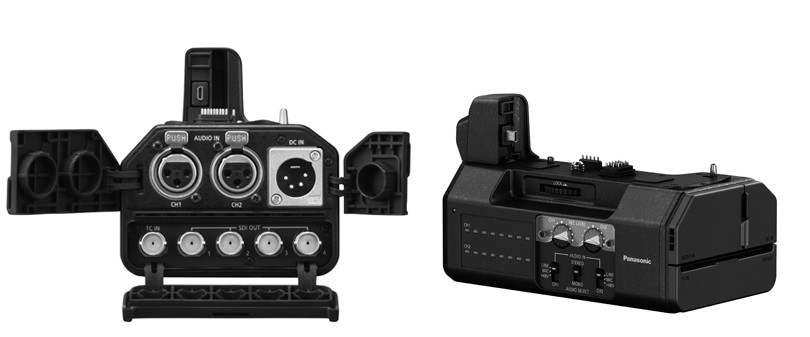 Panasonic 4K DSLM Camera