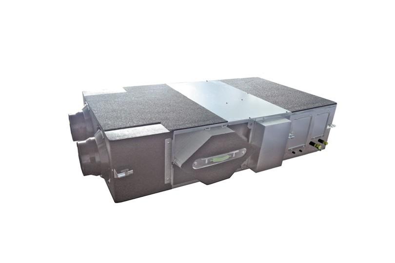 Panasonic lanza el nuevo recuperador de calor con batería de expansión directa para R410a y purificación Bioxigen