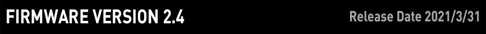 Aggiornamento firmware DC-S1H