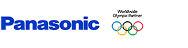 Panasonic World wide olympic partner
