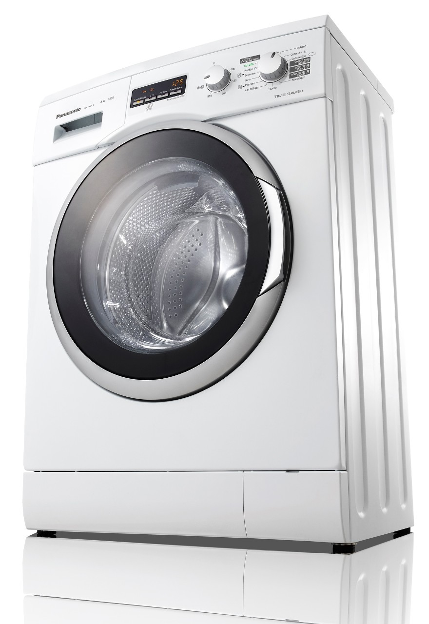 Panasonic annuncia la prima lavatrice slim - Lavatrici piccole dimensioni 33 cm ...