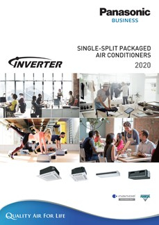 SINGLE-SPLIT PACKAGED AIR CONDITIONERS
