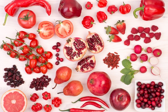 Rainbow Diet – Panasonic Cooking