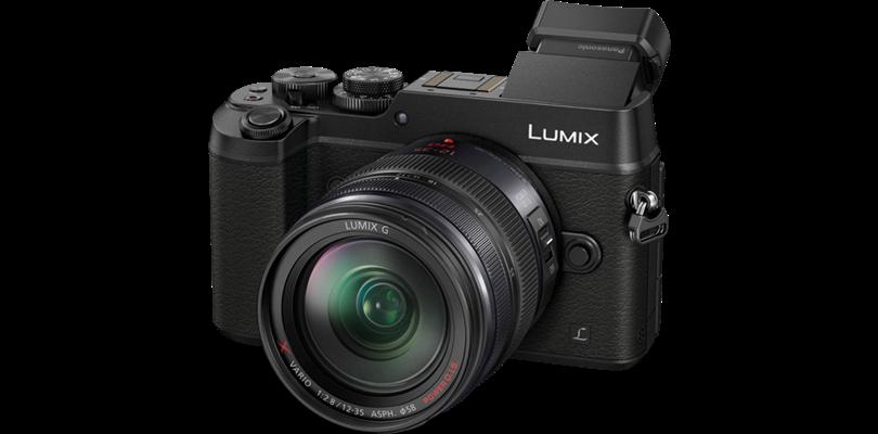 De nieuwe LUMIX DMC-GX8: 4K foto en -video voor de stijlbewuste stedelijke avonturier!