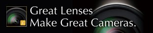 Link to Learn more Great Lenses Make Great Cameras.