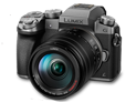 Lumix G Mirrorless Digital Cameras (DSLM)