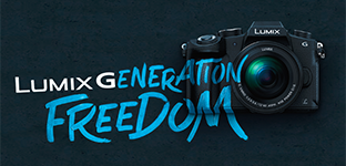 Lumix G ENERATION FREEDOM
