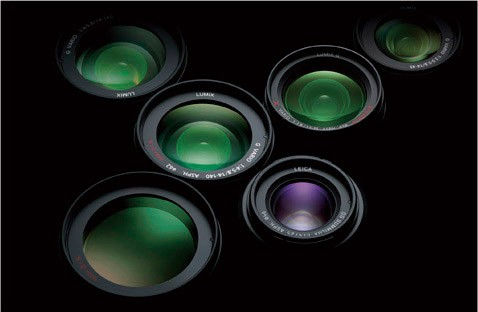 Image of LUMIX G / LEICA DG Lenses