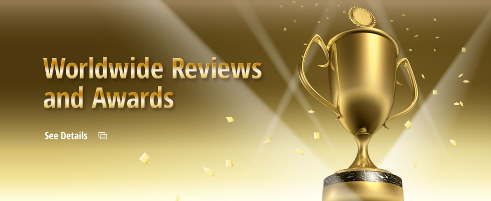 Image of Worldwide Reviews and Awards