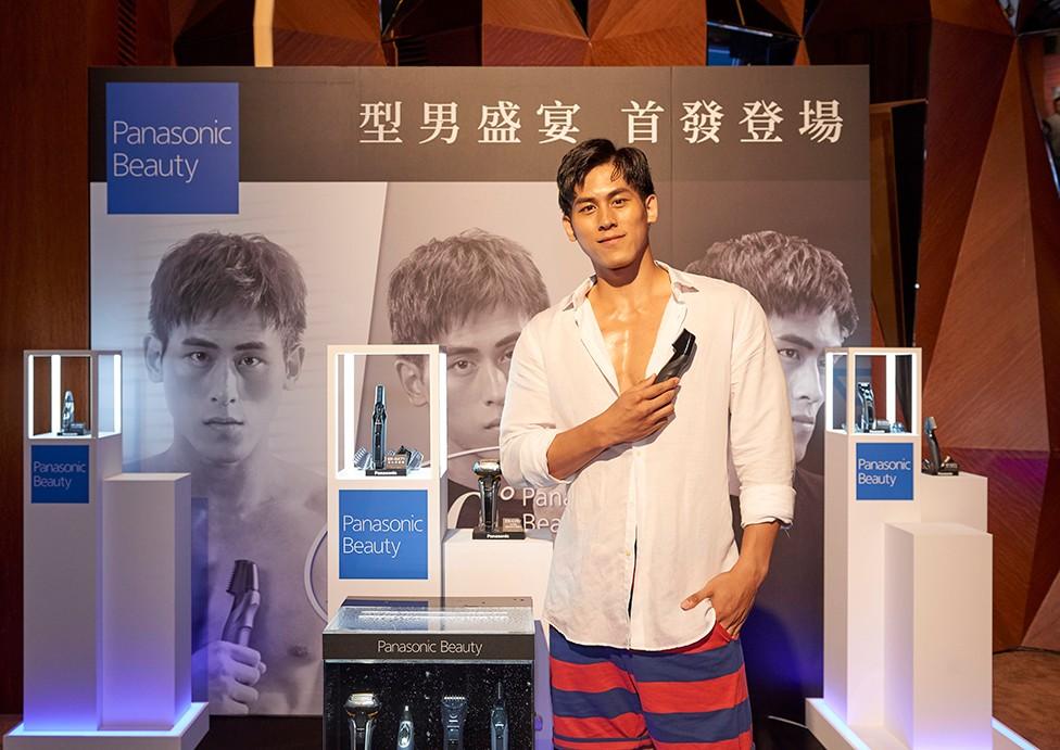 Panasonic Beauty 開創台灣男性美容家電新時代