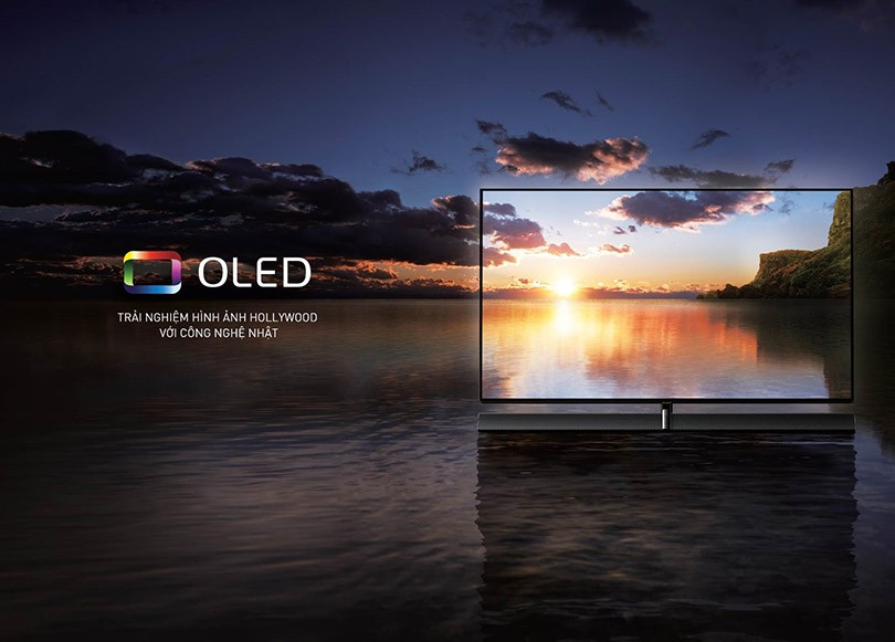 "PANASONIC INTRODUCES THE NEW OLED TV ""EXPERIENCE HOLLYWOOD VISUAL WITH JAPAN TECHNOLOGY"""