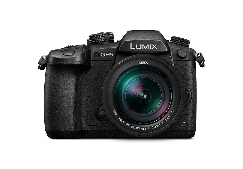 ULTIMATE PANASONIC LUMIX GH5 CAMERA EXPLORE NEW FRONTIERS