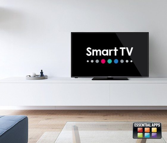 Essential Apps/Smart TV