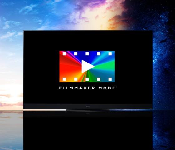 Filmmaker Mode - Filmwiedergabe in originalgetreuer Qualität