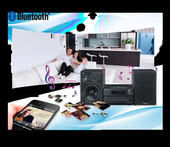 Bluetooth® trådløs teknologi