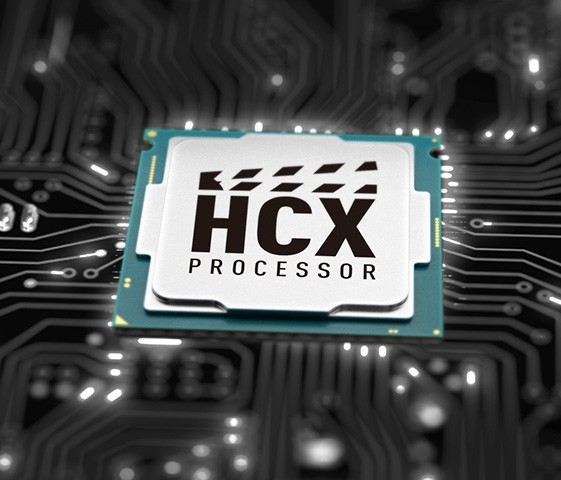 Procesador HCX
