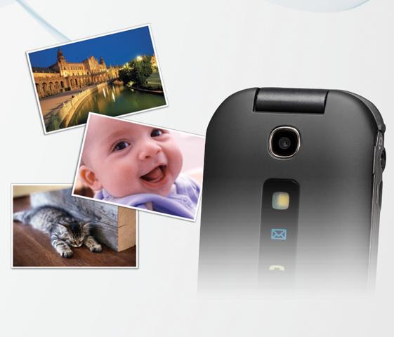 Caméra intégrée