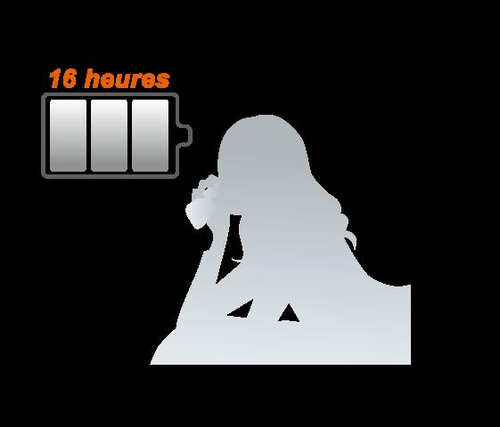 Batterie longue durée