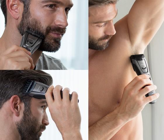 Fazonírozható a szakáll, a haj és a szőrzet