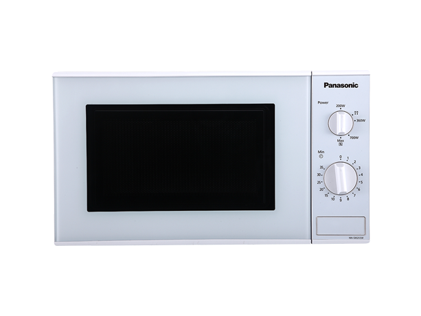 Panasonic 20L Solo Microwave Oven NN-SM255WFDG | Anti Bacterial