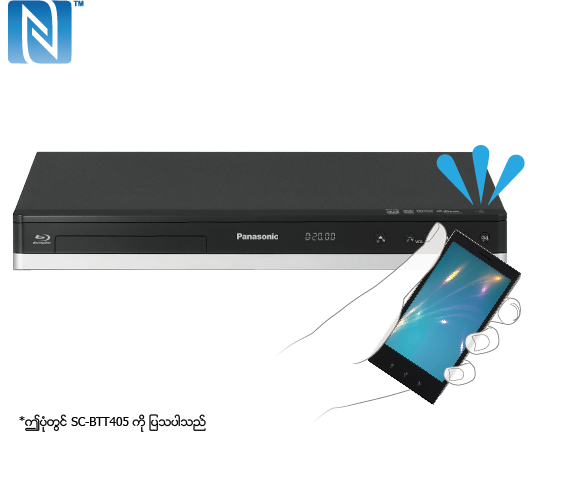 One-Touch Connection (NFC)