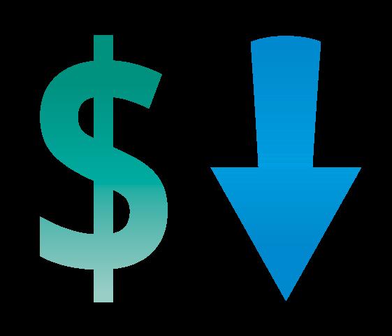 Reduce el Costo Total de Propiedad (TCO) con HDVC y un servicio de red único.