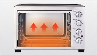 Independent Temperature Control for Lower Heating