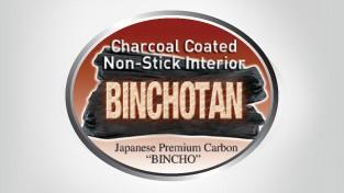 Binchotan-Carbon Coated Inner Pot