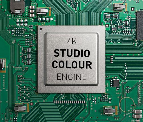4K Studio Colour Engine
