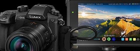 DC-GH5-LEICA-KIT Lumix G Mirrorless Digital Cameras (DSLM